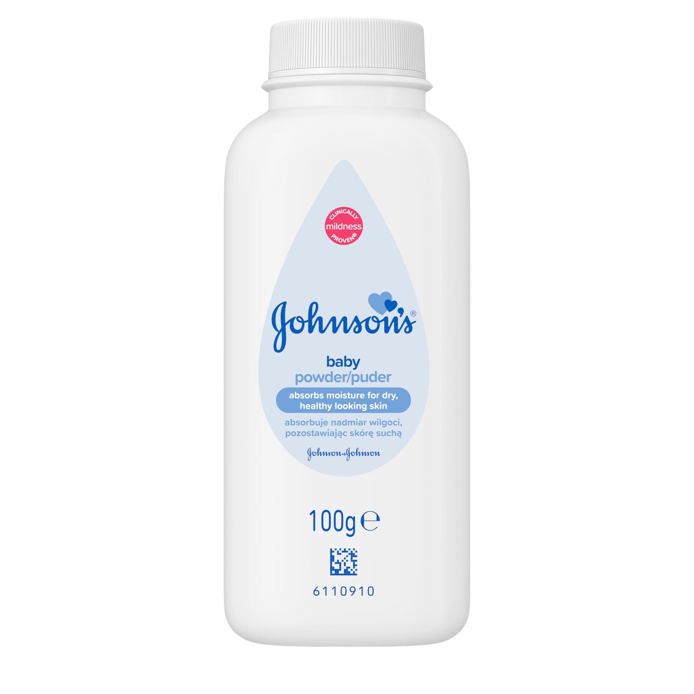 JOHNSON'S® Babahintopor 100g